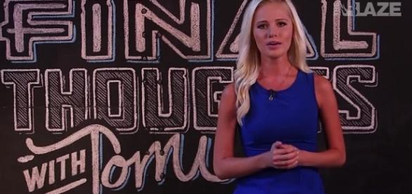 Internet Sensation Tomi Lahren Has A New Job, Find Out Where - inquisitr.com