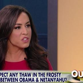 Andrea Tantaros offers some thoughts on Bernie's endorsement