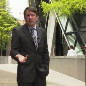Jonathan Pie has become increasingly popular throughout the UK