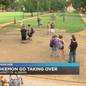 Pokémon Go proves a hit all over the country