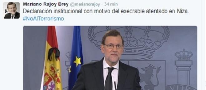 El Gobierno de España participará activamente para castigar a los terroristas