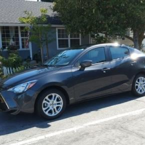 2016 Scion iA 4-Door Sedan for new drivers