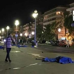 84 killed in Horrible terrorist attack in Nice