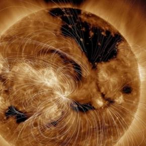 NASA: Gaura gigantica produsa in Soare
