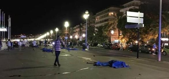 84 killed in Horrible terrorist attack in Nice