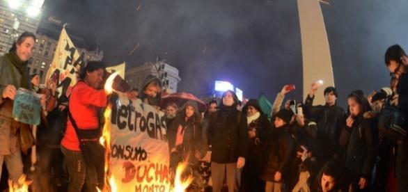 Las redes sociales, fundamentales para cubrir la protesta multitudinaria