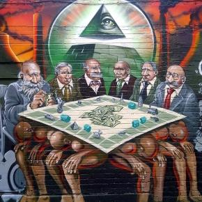Flickr depiction of New World Order