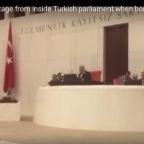 W parlamencie tureckim zgineło 12 osób