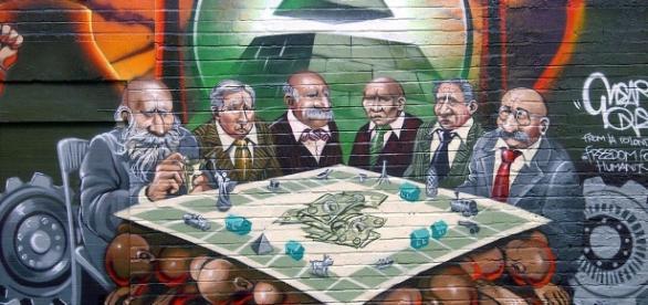 Flickr depiction of New World Order