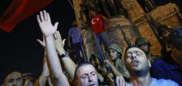 The 'coup' in Turkey has been suppressed, but is this still a blow to democracy in Turkey?