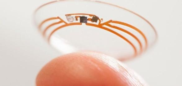 Sony filed a patent for contact lenses that take photos. - Digital ... - blogspot.com