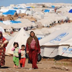 Șase din cele mai bogate țări gazduiesc mai puțin de 9% din refugiații lumii