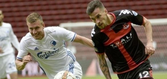 FC Copenhaga - FC Crusaders 6-0