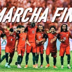 Vídeo de Guilherme Cabral A Marcha Final de apoio à Selecção para a final do Euro 2016.