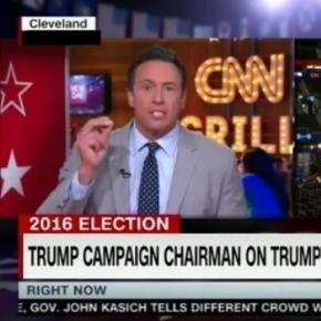 CNN segment goes off the rails, host calls Donald Trump ...