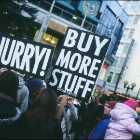 Consumerism is having a huge detrimental impact on our health