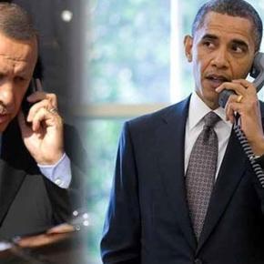 Erdogan și Obama au vorbit la telefon după puciul eșuat