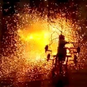 Homem morre eletrocutado ao subir em poste em Aracaju