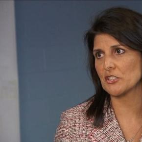 Nikki Haley Tells Trump 'You Shouldn't Take These Things ... - go.com