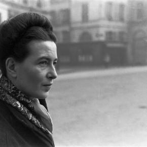 Simone de Beauvoir, l'une des grandes figures historiques du mouvement féministe