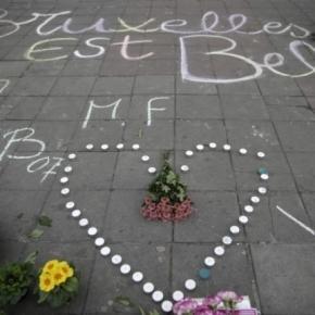 Bruxelles, symbole de l'Union européenne..