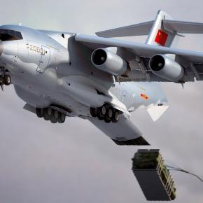 China Builds Power Projection Foundations With New Cargo Plane and ... - popsci.com