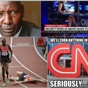 Kenya: #SomeoneTellCNN ... Get Outta Here! - africanglobe.net