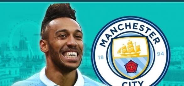 Aubameyang is the main target for Citizens