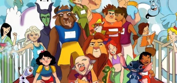 The animated movies from Walt Disney Animation Studios - buzzfeed.com