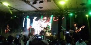 Presentación de la banda Sayounara John Takeda