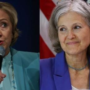 Jill-Stein-and-Hillary-Clinton-by-Mark-Wilson-and-Spencer-Platt-c ... - theobamacrat.com