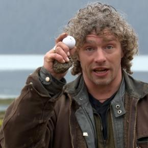 "Matt Brown from ""Alaskan Bush People"" was struggling, but he doesn't seek help until the end of the filming season. Photo: YouTube screenshot (DC)"