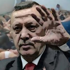 Președintele Erdogan - Cu mâinile pătate - este filmul în care joacă în aceste zile