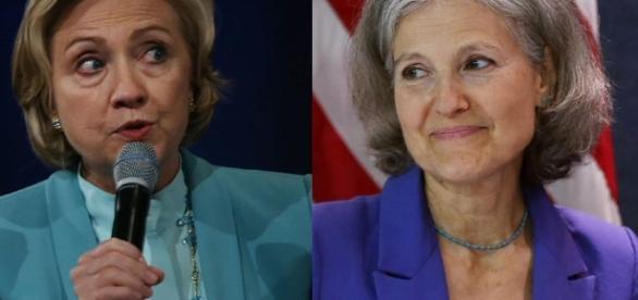 Jill-Stein-and-Hillary-Clinton-by-Mark-Wilson-and-Spencer-Platt-c ... - theobamacrat.com
