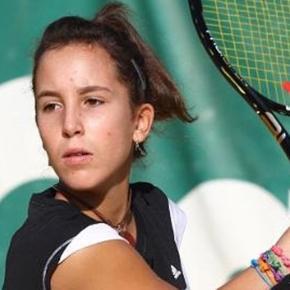 Nadia Mechaala, joven fallecida, era una promesa del tenis español