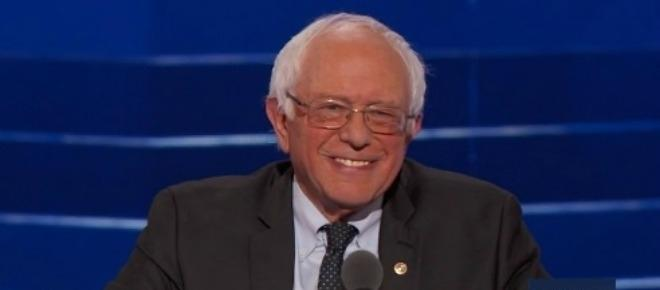 Bernie Sanders makes it official, vote for Hillary Clinton, 'the choice is not even close'