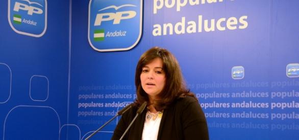 Virginia Pérez Galindo.   PP Andaluz   Flickr - flickr.com