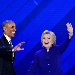 Amid Tight Race, Obama Passes Baton to Clinton - rollcall.com