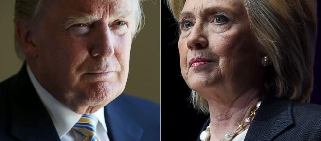 Donald Trump vs Hillary Clinton and the media
