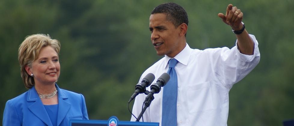 Obama apoia Hillary e afirma que candidata está preparada para assumir a Casa Branca