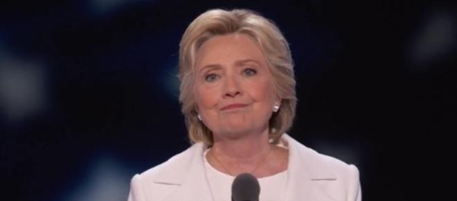 Hillary Clinton unloads on Donald Trump in epic and historic campaign speech