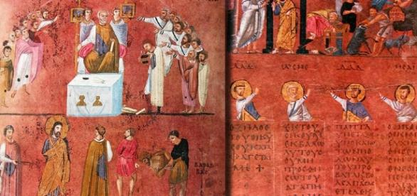 Codex Rossanensis | Restauro - artsblog.it