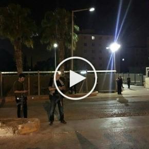 Baza NATO wczoraj w nocy w Incirlik.