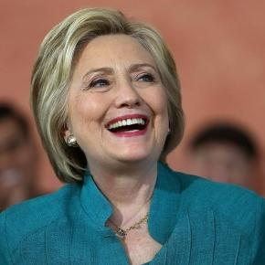 Hillary Clinton's speech not so moving (BN image library)