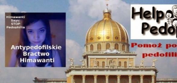 Stop Pedofilii - Stop Pedofilom - Tacy gliniarze mieliby zakuć w kajdany Polańskiego?