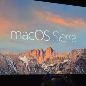 Apple renames OS X to macOS, adds Siri and auto unlock   The Verge - theverge.com