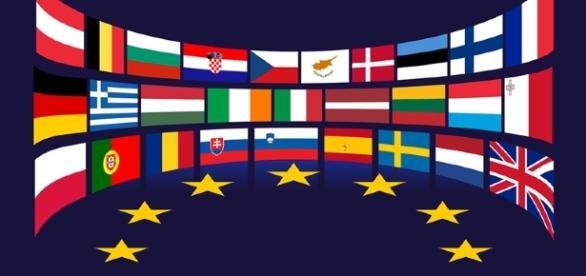 EU country vector / image creative commons. No attrition, via picabay.com