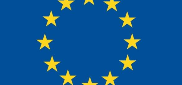 European Union Flag (Flag of the European Union) - onlinestores.com