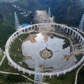 World's biggest radio telescope and first-ever quantum satellite ... - scmp.com