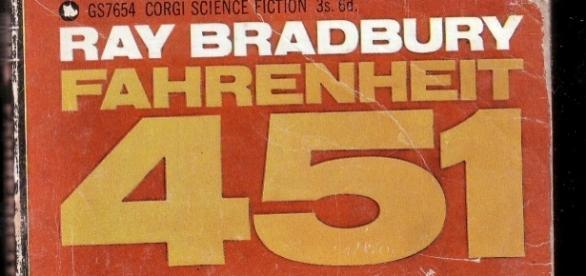 Farenheit 451 by Ray Bradbury. DaveBleasdale/Flickr.